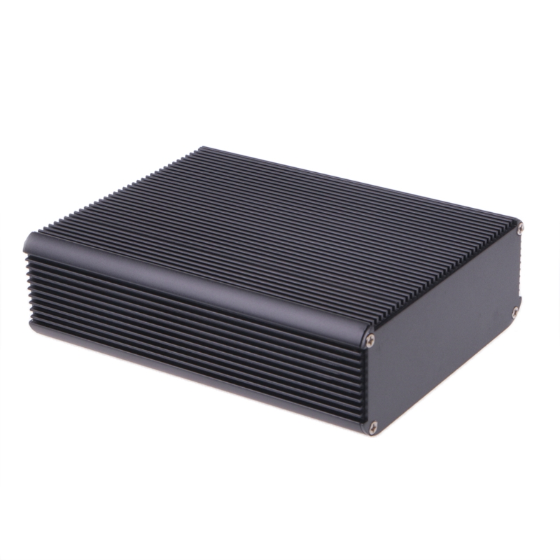 DIY Aluminum Case Electronic Project PCB Instrument Box 150x120x45mm #0604 bonjomarisa new arrivals 2016 solid plain round toe lace up sporting thick platform pumps women fashion cassual shoes women