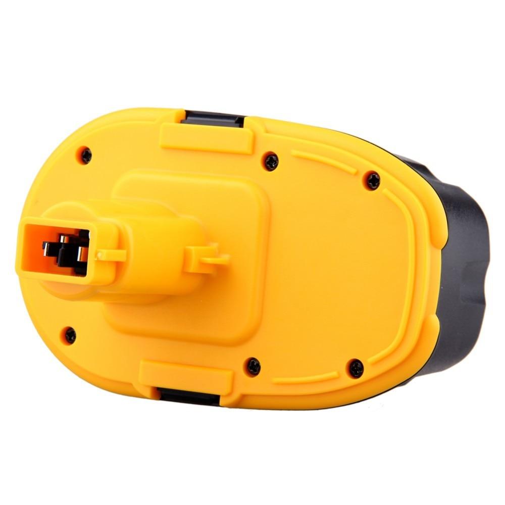 recarregável ferramenta elétrica para dewalt dc9096 de9039