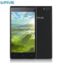 Ursprüngliche gfive gpower1 5,0 zoll hd-bildschirm android handy MT6580 Quad Core 1 GB + 8 GB Smartphone Dual-Sim-Batterie handy