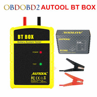 2017 Newest Battery System Tester AUTOOL BT BOX Car Diagnostic Battery Tester For IOS Android Vehicle