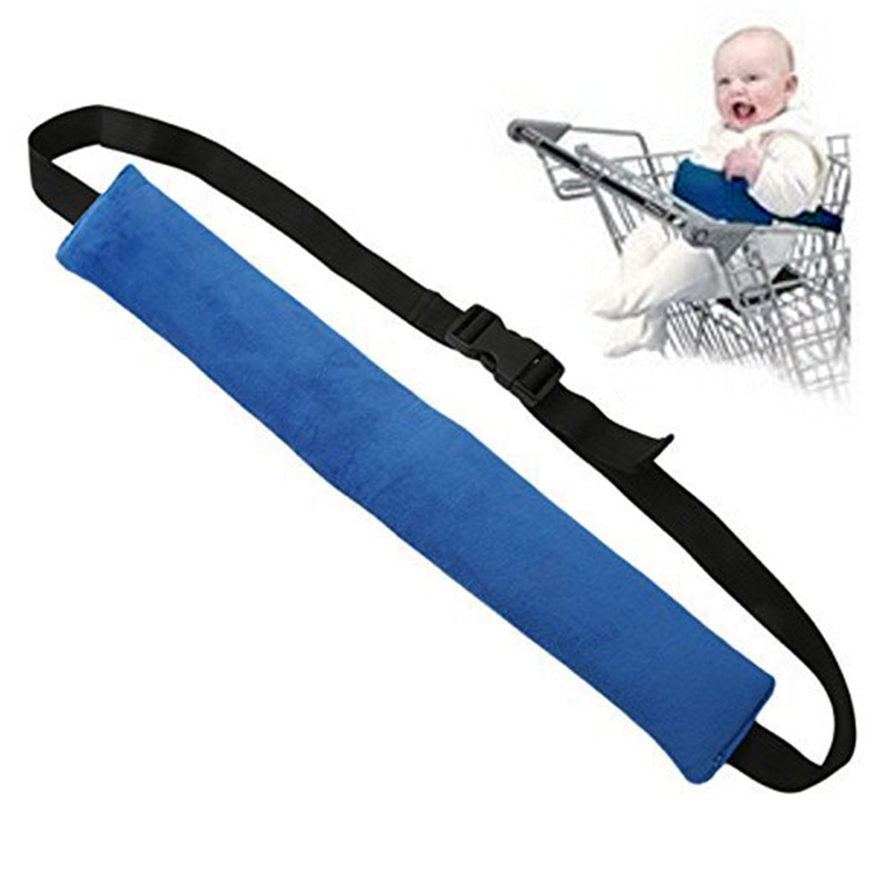 Baby Chair Safety Belt Adjustable Strap With Buckle Seat