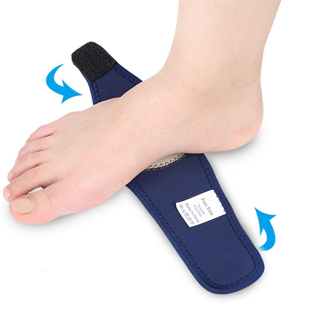 d887cc2133 1 Pair Plantar Fasciitis Orthopedic Insoles Arch Heel Aid Feet ...