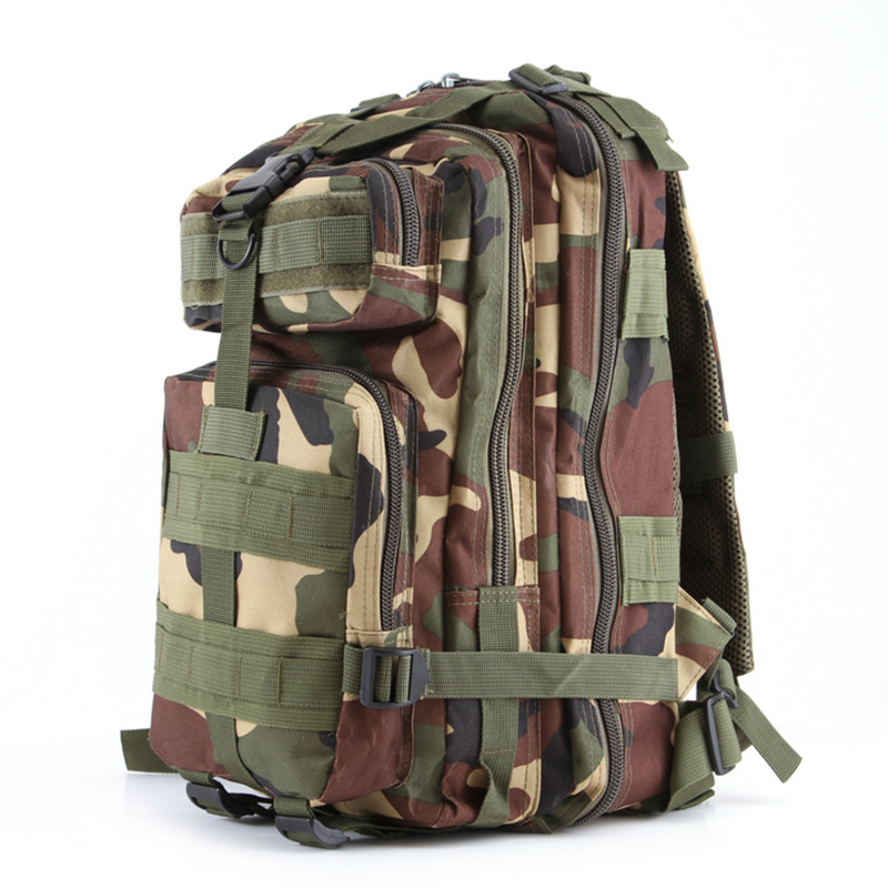 2017 ozuko camo mochila multi-função Material : Waterproof Fabric