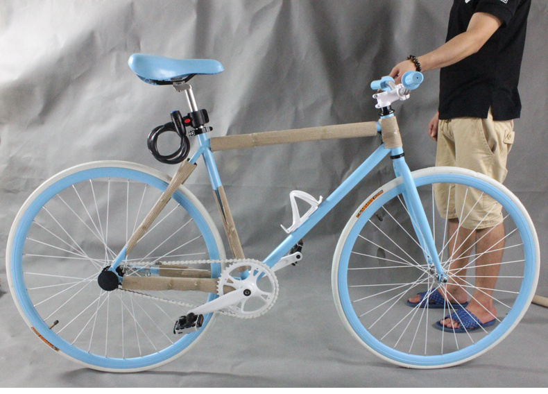 Neue X-Front Marke Luminous High-Carbon Stahl Fixed Gear Retro Bike - Radfahren - Foto 2