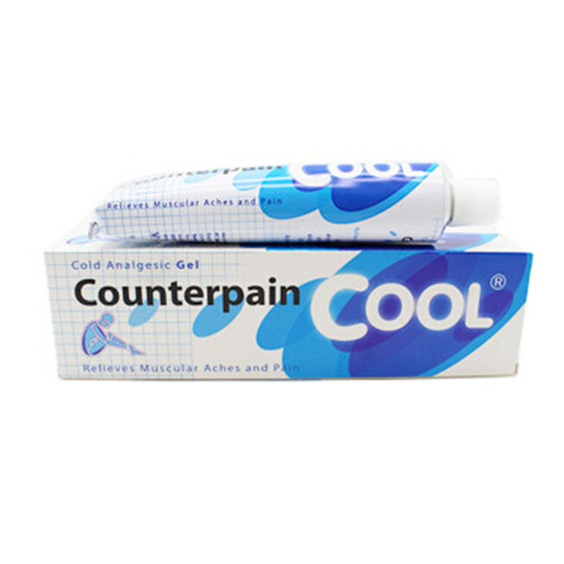 120G Thailand Counterpain Cool Analgesic Cream Massage and Joint Pain Arthritis Pain Relief Serious Balm Relieve Muscular Aches 2016 1pcs chinese shaolin analgesic cream suitable rheumatoid arthritis joint pain back pain relief analgesic balm ointment