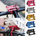 Metal Bike Bicycle Holder Motorcycle Handle Phone Mount For iPhone Cellphone GPS