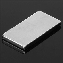 10Pcs Super Strong Neodymium Magnet Block Cuboid Rare Earth Magnets N52 20 x 10 x 2mm(China)