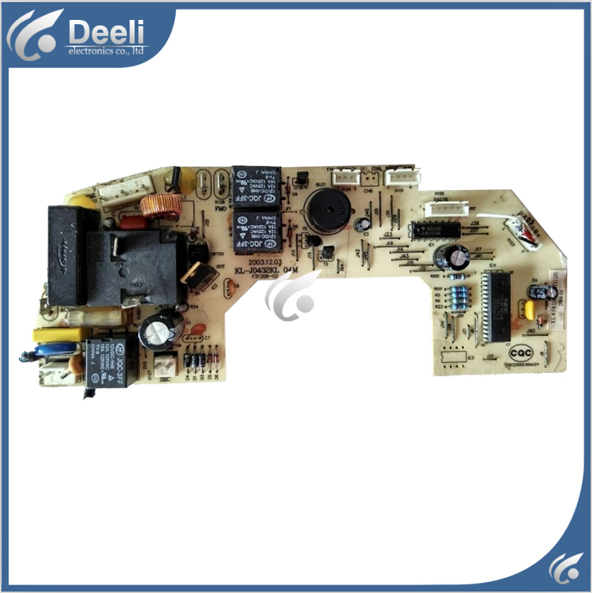 95% new good working for  air conditioning board KL-J0432KL 04M Computer board95% new good working for  air conditioning board KL-J0432KL 04M Computer board