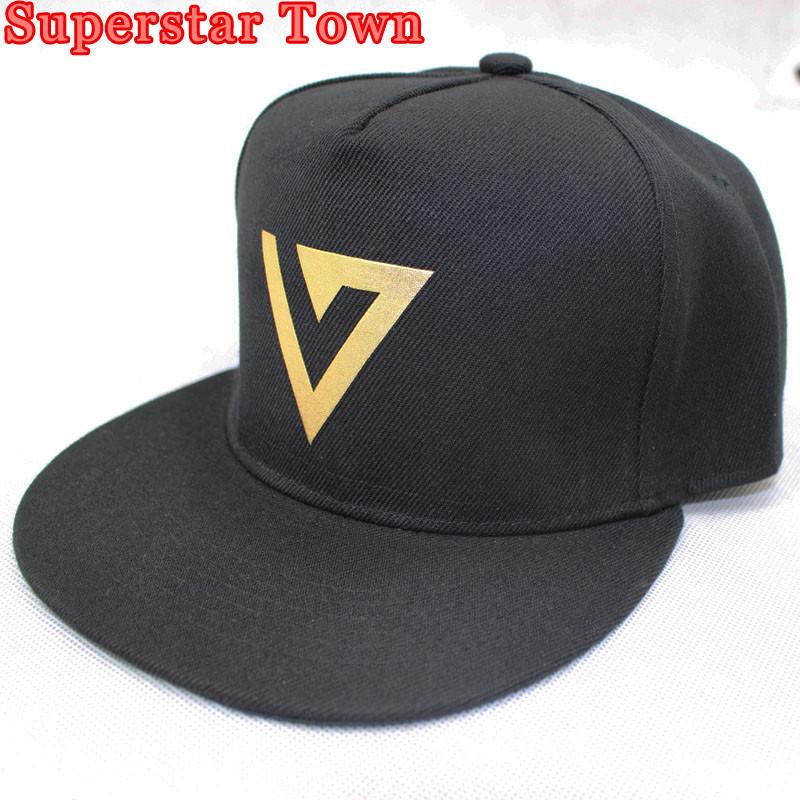 b86357c13e3 Seventeen 17 Hat Canvas Summer Seventeen 17 Snap back Baseball ...