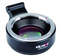 VILTROX lens mount adapter with lens anlarge the aperture L/R-E Speed booster for Sony E mount camera