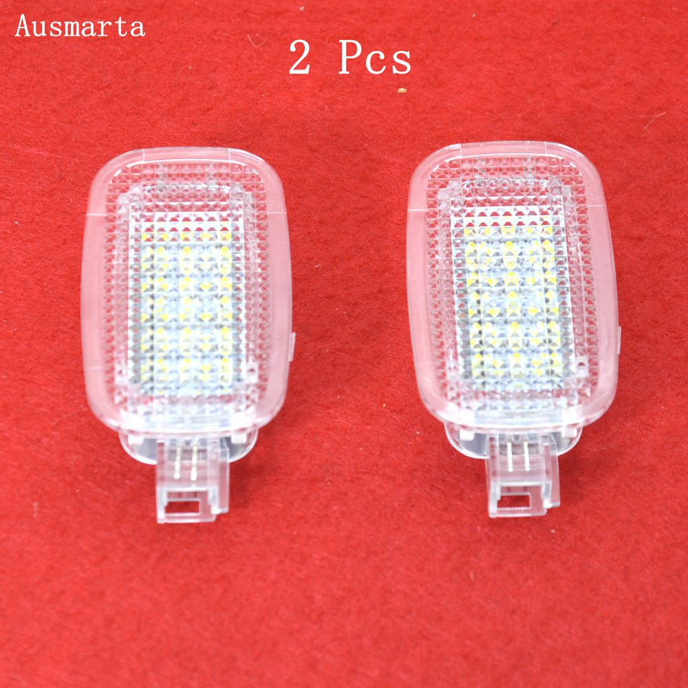 2 Pcs LED welcome lamp trunk lamp for mercedes benz w204 w216 w217 w212 w221 w164 LC04001 auto fuel filter 163 477 0201 163 477 0701 for mercedes benz