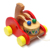 Brinquedo do miúdo do bebê seguro cubs bater tambores brinquedo aprendizagem precoce de madeira criativo educacional toys presentes kid brinquedo instrumento musical