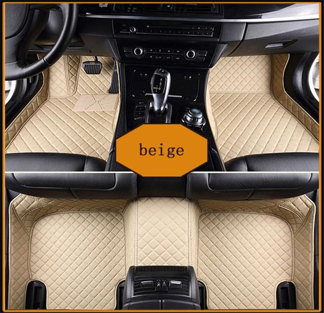 Carpet Custom Car Floor Mats For Lexus Es250/ls460/gs450h