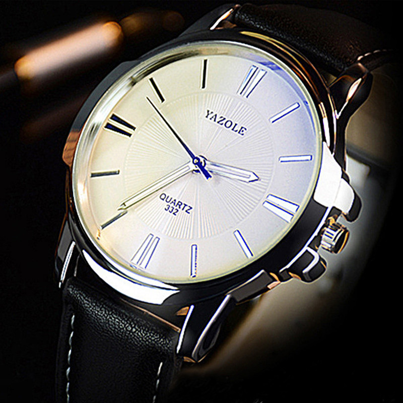 2017 Fashion Top Brand Luxury Men Watches YAZOLE Quartz Business Hodinky Mens Watch Male Clock Wrist Watch Relogio Masculino yazole mens watches top brand luxury quartz watch men wristwatches male clock wrist watch quartz watch relogio masculino yzl364