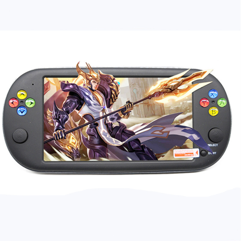 X16 Retro Video Game Console 7 Inch Color Screen Handheld Game Player For NeoGeo/FC/GB/ GBC/GBA/CPS With 1500 Retro Mini Games
