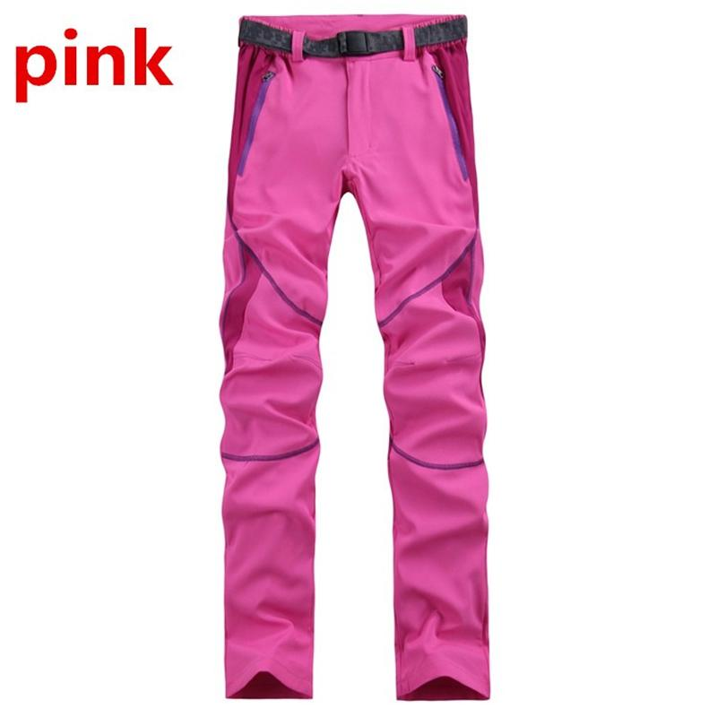 ФОТО Outdoor Hiking Camping Pants Women Spring Outdoor Sports Patchwork Trousers Female Ultralight Sweatpants Outdoor Sport Hiking Pa