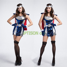 Adult Goddess Dress Thor Cosplay Dress Sexy Costumes Women Halloween Greece Warrior Cosplay Fantasy Superhero Cosplay Costume
