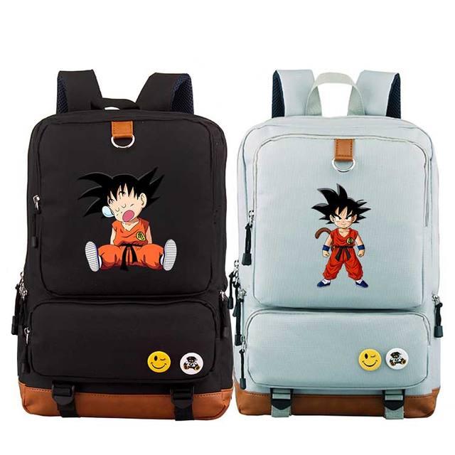 Dragon Ball Kid Goku Backpack