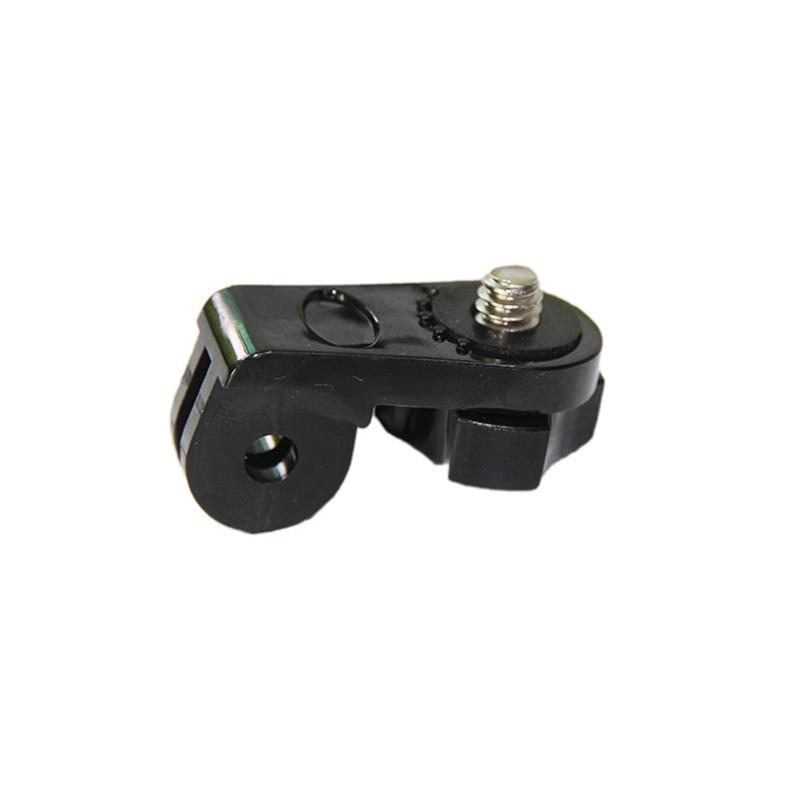 1/4 Screw Tripod Mount Adapter For Gopro Sony AS15 AS20V AS30 AS100V Xiaomi Yi 4K Plus Lite Mijia Mini Sport Camera Accessories