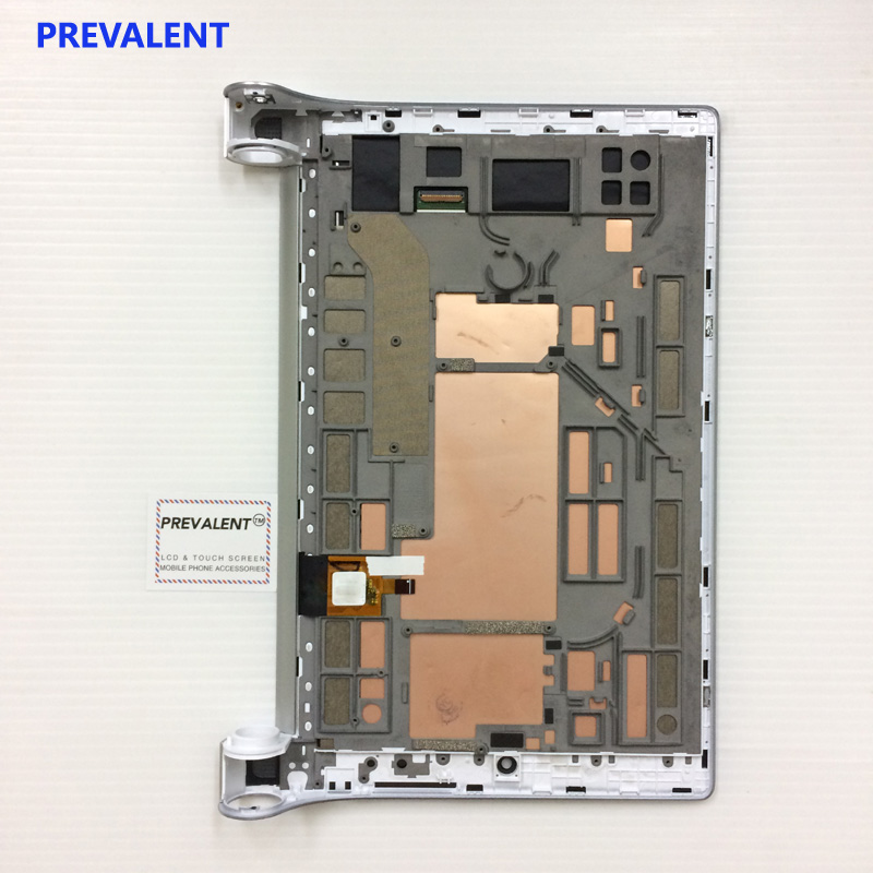 for Lenovo Yoga Tablet 2 830 830F 830L Touch Screen Digitizer Sensor + LCD Display Panel Monitor Assembly + Frame