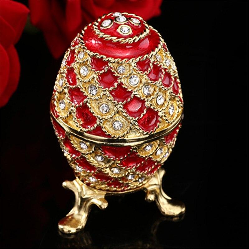 Faberge Egg үйінің әшекейлеріне жаңа - Үйдің декоры - фото 2