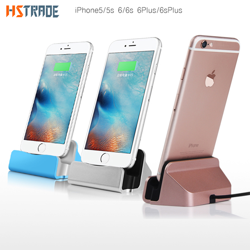 4bb40150ae8675 HSTRAOE Sync Data USB Cable Charger Dock Stand Station Cradle Charging Dock  Station For Apple iPhone 7 SE 5 5S 5C 6 6S Plus-in Mobile Phone Chargers  from ...