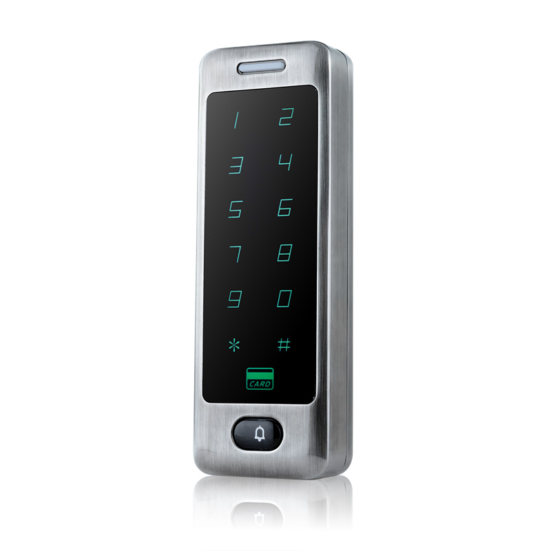 Image 4 - Waterproof Metal Touch 8000 Users Door RFID Access Control Keypad Case Reader 125khz EM4100 ID Card-in Access Control Kits from Security & Protection