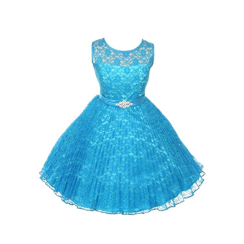 Fashion Summer Baby Kids Girls Princess Tutu Flower Dress Kids Girl Tulle Dress Wedding Diamond Gown Dress