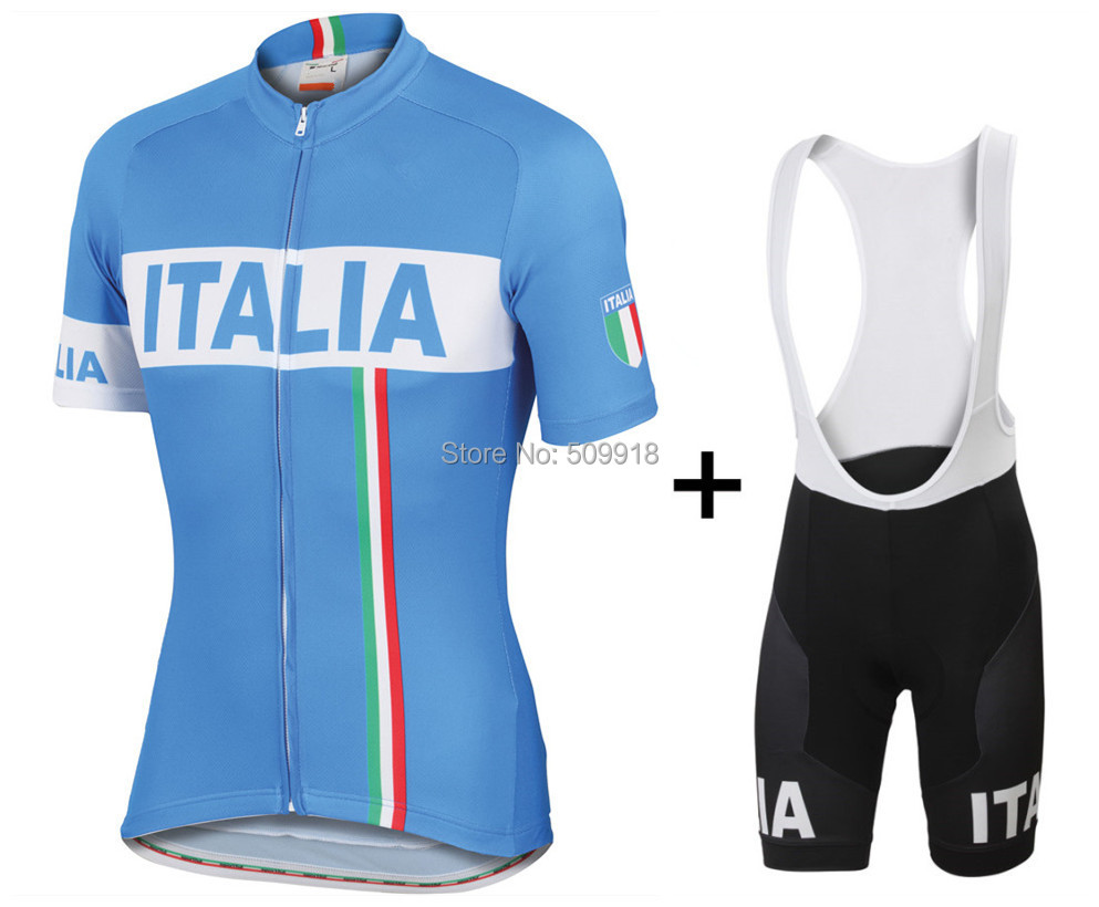 Italy Cycling Jersey Short Jersey Ropa De Ciclismo Maillot Italian ... 0f520868c