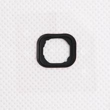 """50pcs/lot  New Home Button Holding Gasket Rubber Spacer For iPhone 6 6S PLUS 5.5 4.7 """"  Adhesive Sticker"""