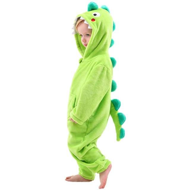 Detail Feedback Questions about Little Boys Dinosaur Dragon Costume Onesie  Girls Christmas Reindeer Costumes Kids Fleece Pajamas on Aliexpress.com  301a2a465