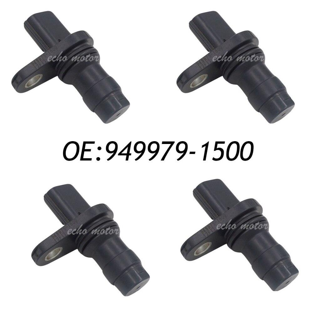 Nouveau 4 pièces Camsheft Capteur de Position de CAME 949979-1500 Pour 2009-2012 NISSAN VERSA 1.6L L4 23731-ED02A