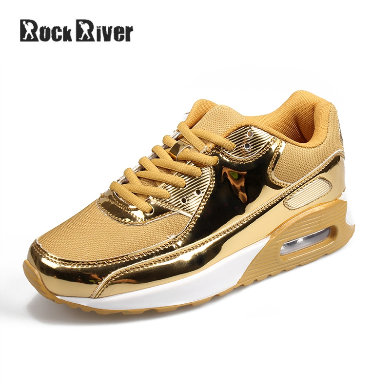 Unisex Air Mesh Mens Shoes Casual 2018 Brand Summer Breathable Superstar Shoes Bling Golden Sliver Sneakers Men Plus Size 36-46 ...