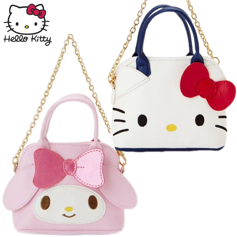 3ef6bba2f Hello Kitty Bag Children's Kindergarten Baby Cartoon Small Class KT Cartoon  Backpack Waterproof Boy Girl Schoolbag