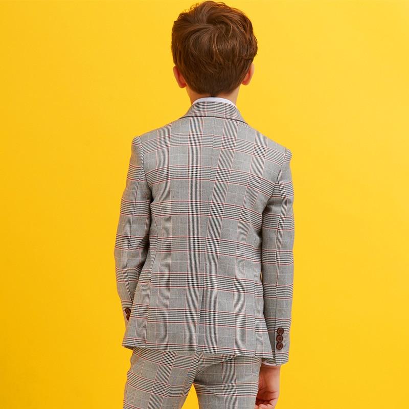 para o menino vestido formal terno do 02