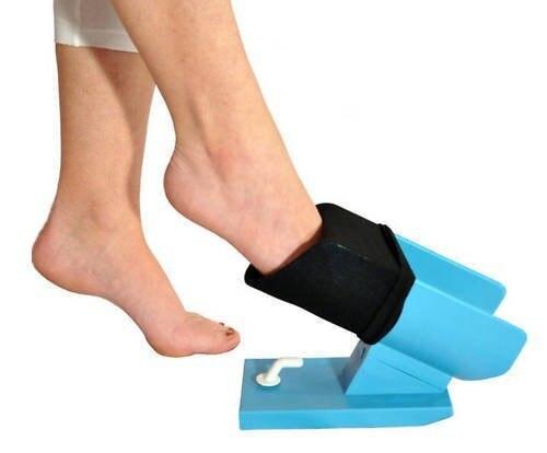 Plastic pad Sock Aid Stocking disability aid
