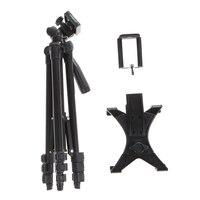 UN2F Professional Camera Tripod Stand Holder For IPhone IPad Samsung GALAXY Tab