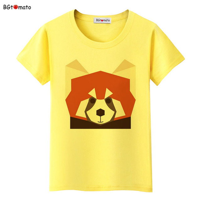 BGtomato New design lovely pets T-shirts Original brand good quality clothes casual shirts wholesale tops tees cheap price
