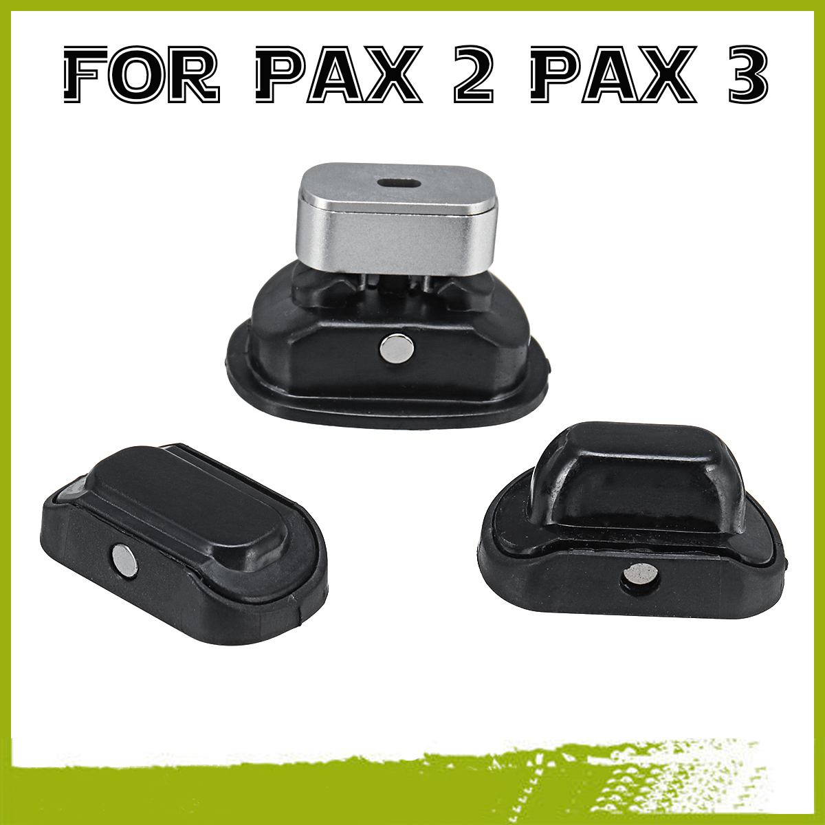 Hot Replacement Magnetic Oven Lid & Half Pack Oven Lid for PAX2 PA X3 Insert Smart Home Building Automation Vapor Clean Fresh