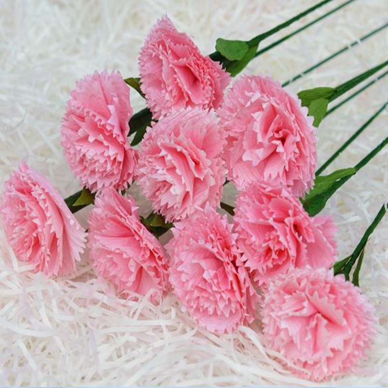 Rattan flowers rose paper flower handmade materials diy paper art rattan flowers rose paper flower handmade materials diy paper art teaching supplies flowers decoration paper in stickers from home garden on mightylinksfo
