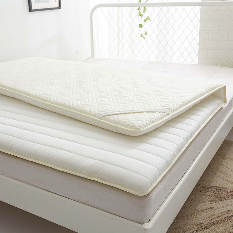 Chpermore Solid color Thicken Mattress Single double student dormitory Tatami For Family Bedspreads King Queen Twin