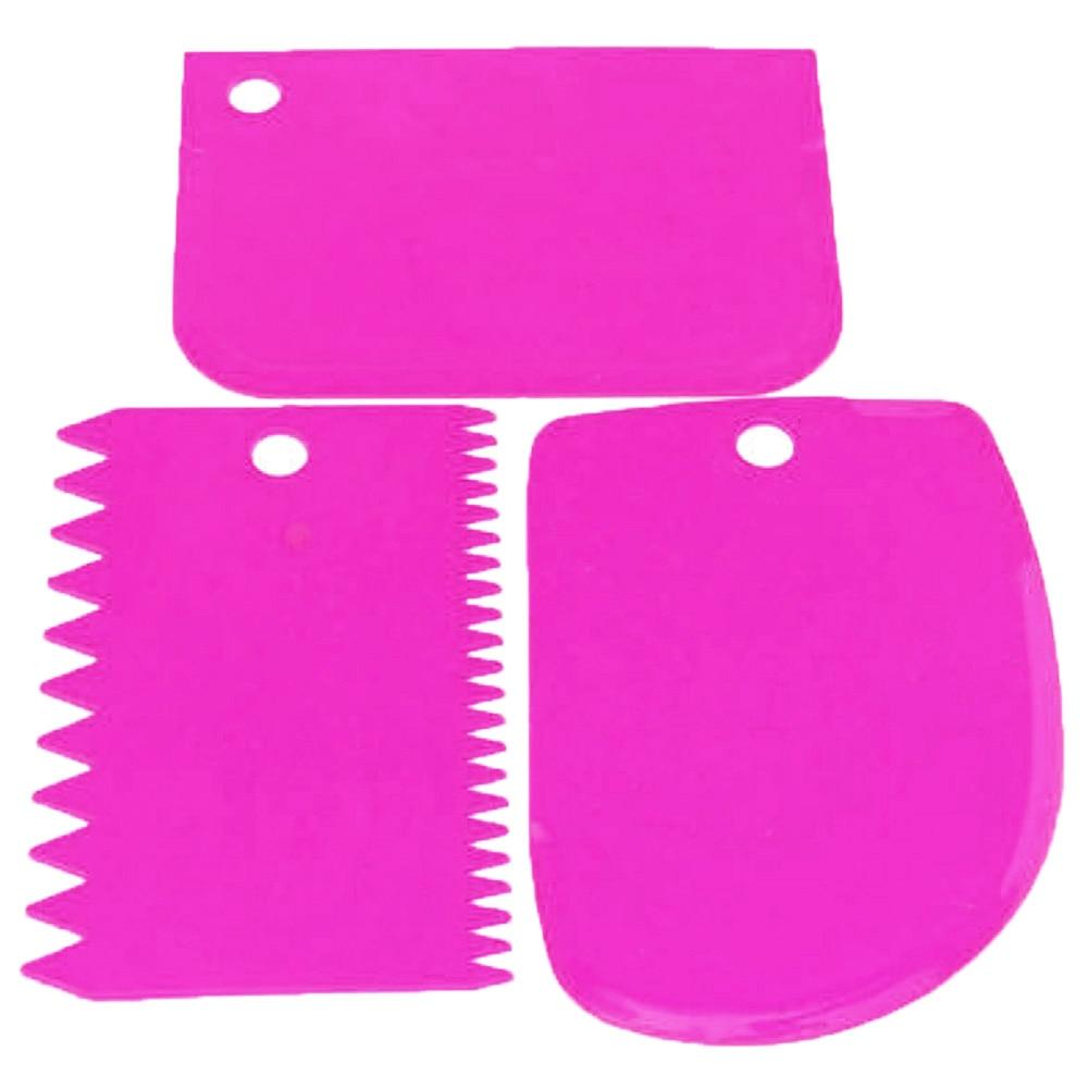 3Pcs-set-Plastic-Dough-Knife-Icing-Fondant-Scraper-Jagged-Edge-Plain-Smooth-Cake-Paddle-Cake-Spatulas(7)