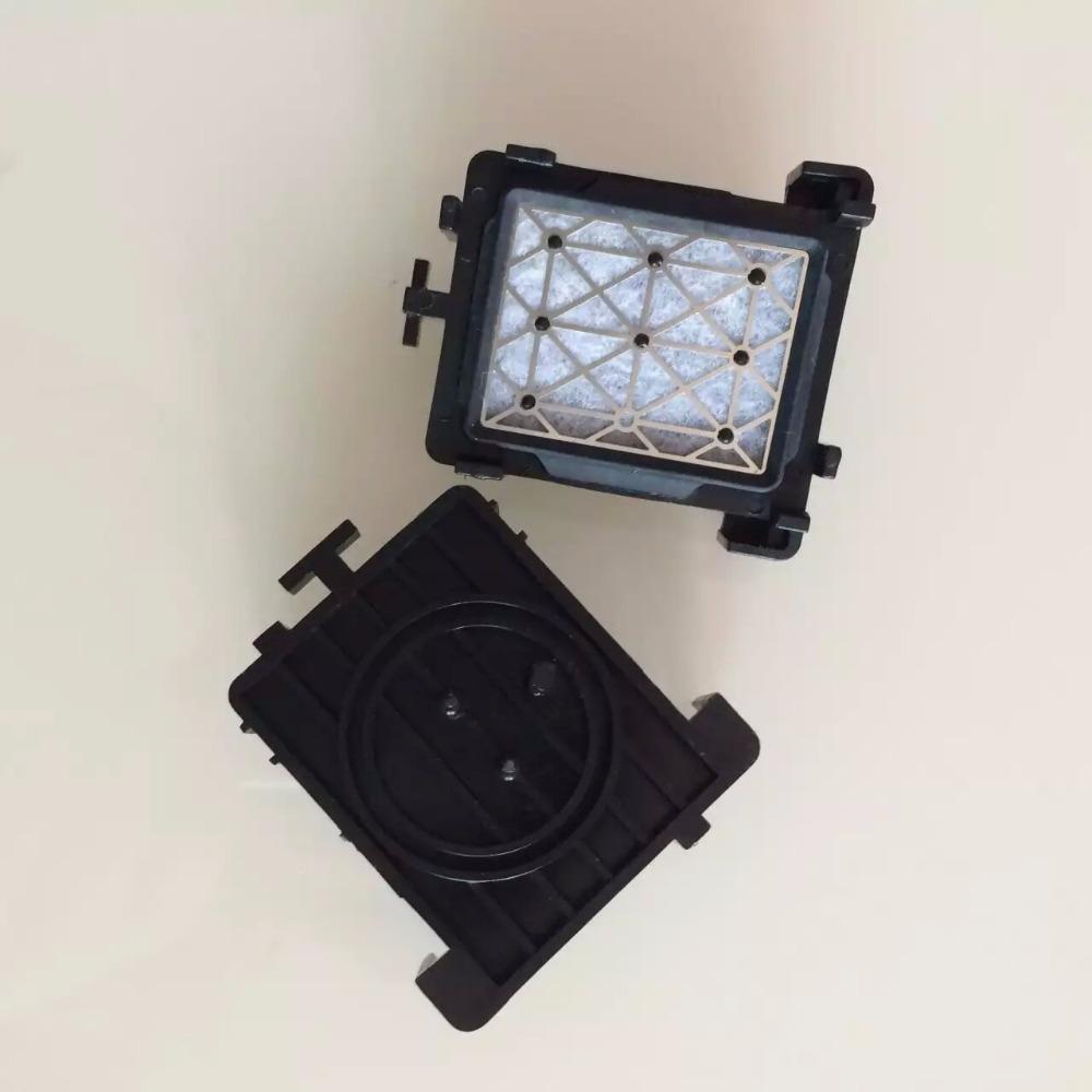 Prix pour 2 pc yongli DX5 plafonnement DX7 cap top Yongli imprimante dx5 tête d'impression cap station Éco Solvant cap top