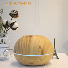 JTH-040 400ml FREE SHIPPING NEW Wood grain household aromatherapy air Essential Oil Diffuser MIST humidifier small smog air xiaomi air humidifier smog free mist free pure evaporate type increase natural air humidity smartmi mute humidifier app control