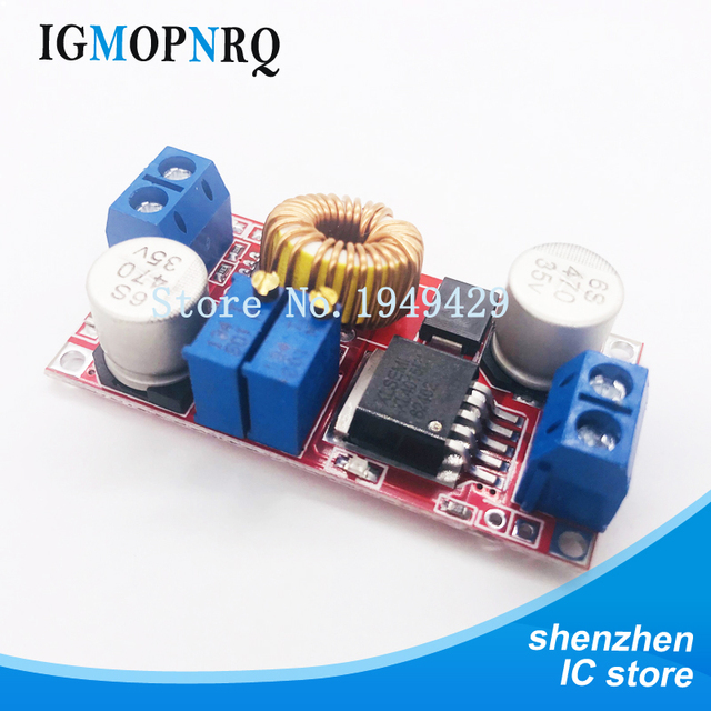 XL4015 5A DC to DC CC CV Lithium Battery Step down Charging Board Led Power Converter Charger Step Down Module