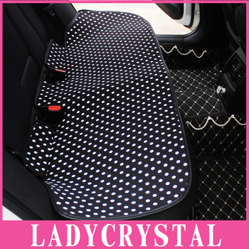 Ladycrystal Kursi Mobil Bantal Lembut Gelombang Titik Auto Kursi Meliputi Styling Mobil Interior Aksesoris Dekorasi 1 Piece