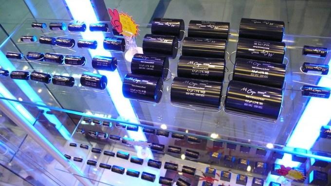 Image 2 - 1 sac/2 pièces Dorigine Allemande mundorf Pams Suprême feuille de cuivre série condensateurs audio 0.1 uf 22 uf PAMS SUPEME Classique livraison gratuiteCondensateurs   -