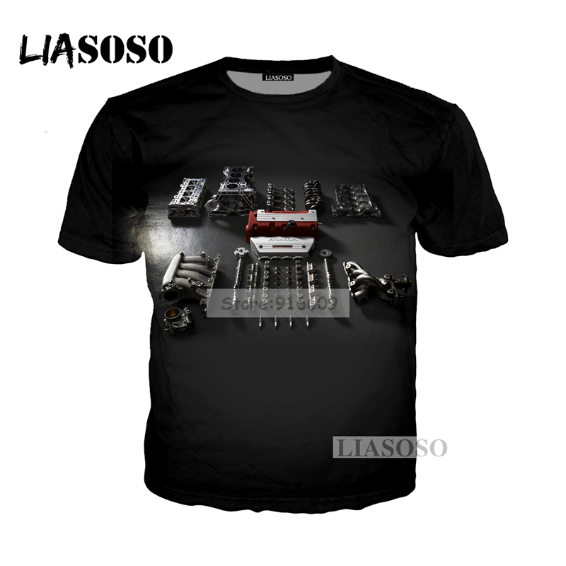 Liasoso New Supercar Honda Civic Type R K20a Engine Power Heart T