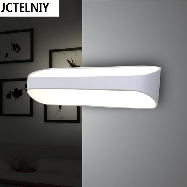 Peerage personalized bedside wall lights modern brief led wall