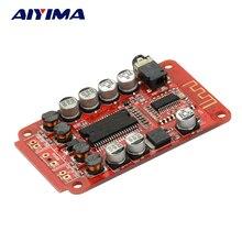 Aiyima Bluetooth Numérique Audio Conseil Amplificateur Classe D Stéréo 2 canaux Bluetooth amplificateurs de Puissance Pour Yamaha